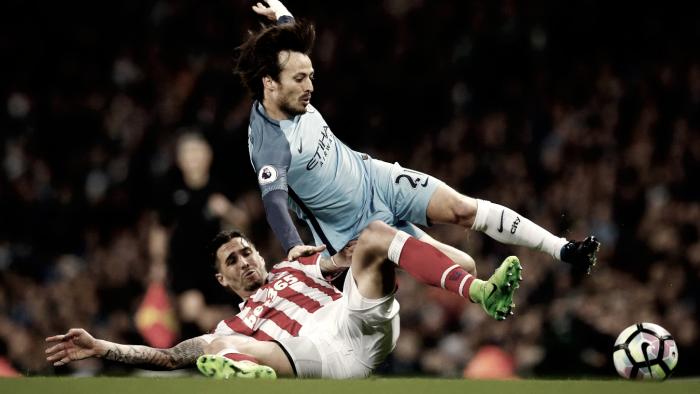 Premier - Tra il City e lo Stoke vince la noia: pari a reti bianche (0-0)