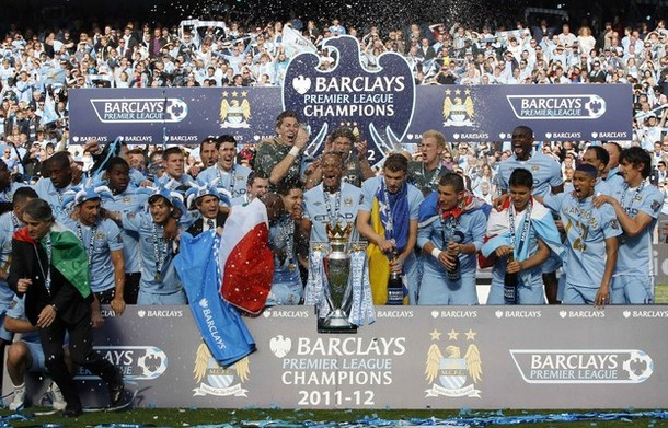 What does Manchester City's victory mean for English football?
