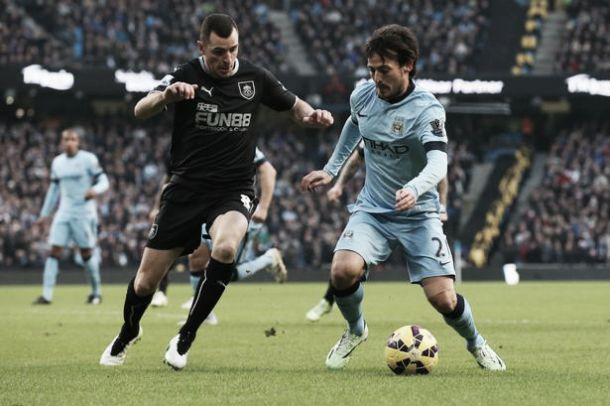 Burnleyvs Manchester City: City looking to keep up with Chelsea in evening kick-off