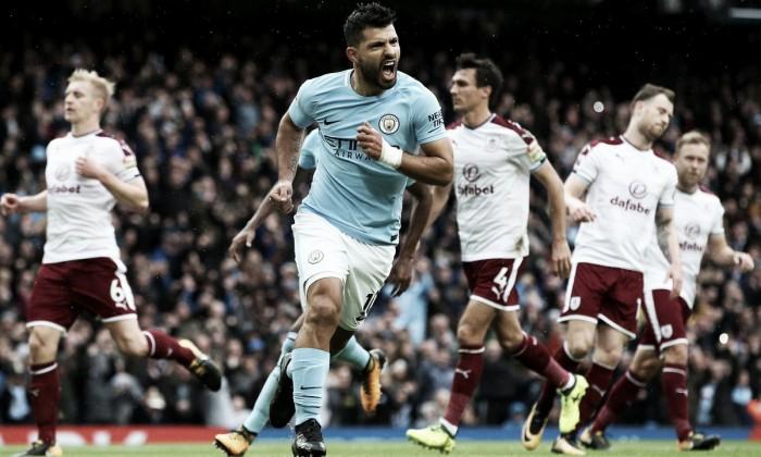 Premier League - City stellare: 3-0 al Burnley in controllo e fuga solitaria