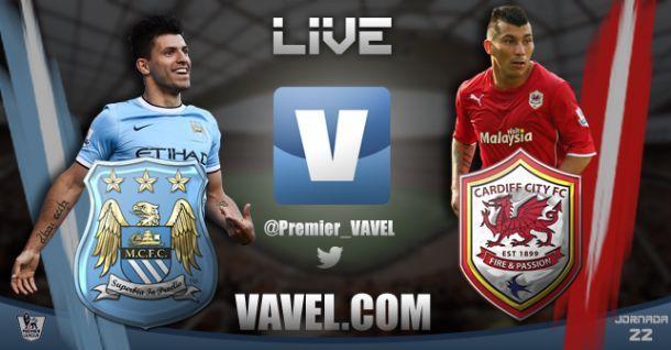 Diretta Manchester City - Cardiff City in Premier League