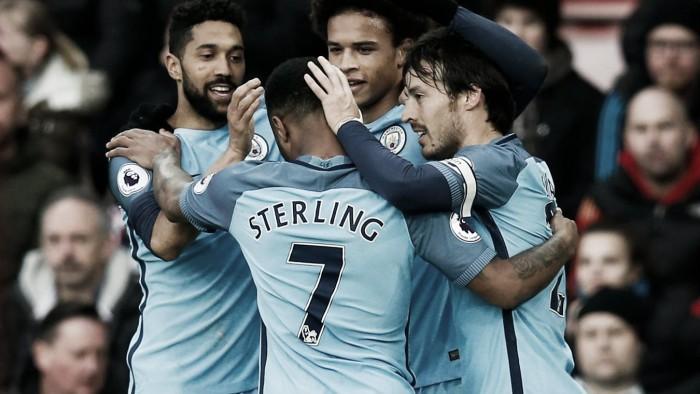 Premier League, tutto facile per il City: 0-2 al Sunderland