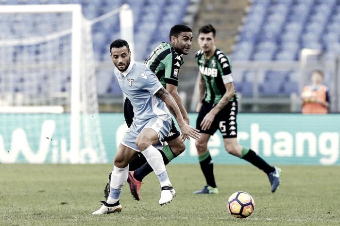 Serie A: Sassuolo-Lazio, obiettivi diversi