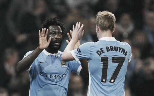 Champions League - De Bruyne allo scadere consegna i tre punti al City, Siviglia KO