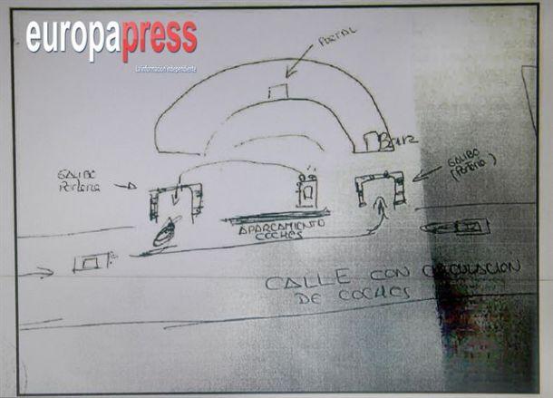 Los dibujos de una de las víctimas del presunto pederasta, pista clave