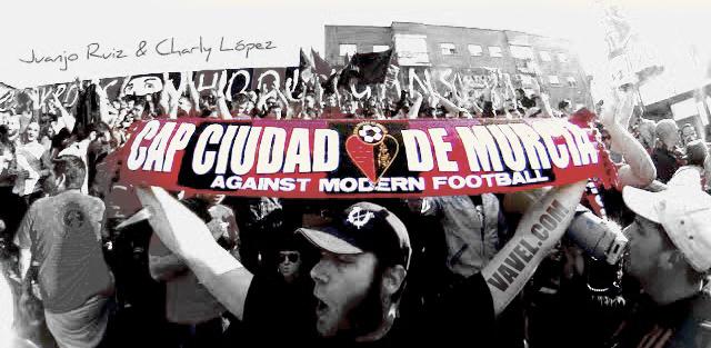 CAP Ciudad de Murcia: Una afición dueña de su destino
