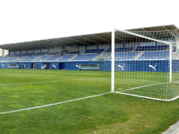 La Ciudad Deportiva Dani Jarque se pone guapa
