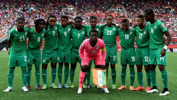 2015 Women's World Cup: Ivory Coast-Thailand Preview