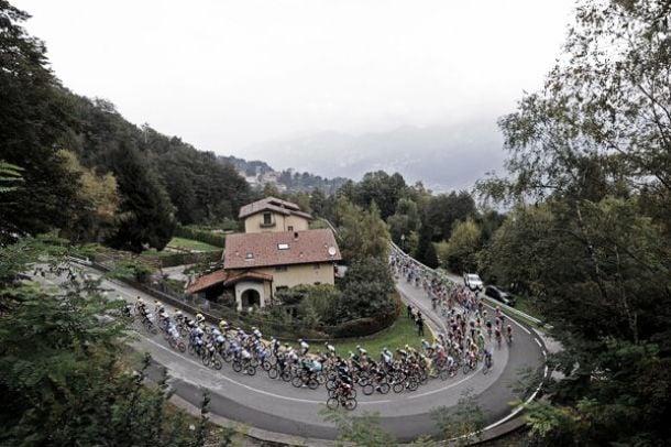 Il Giro di Lombardia chiude la stagione del grande ciclismo. Partenza da Bergamo e arrivo a Como