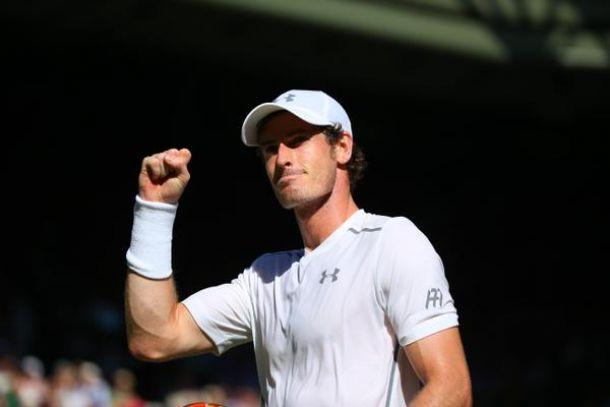Wimbledon 2015, Murray raggiunge il secondo turno