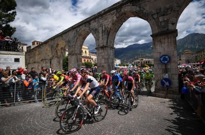 Giro d'Italia 2016, 8° tappa: la corsa si accende nel finale