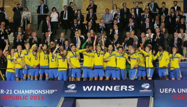 Europei Under-21: Svezia campione!