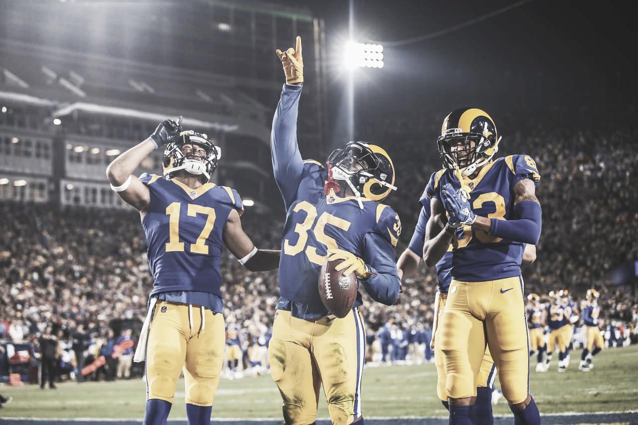 Los Rams ganan en casa y se meten en la final de la NFC
