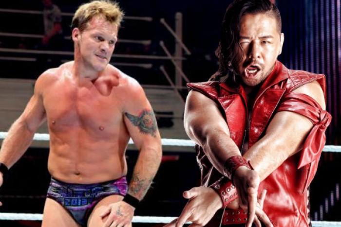 Chris Jericho Rips Into Shinsuke Nakamura On Twitter