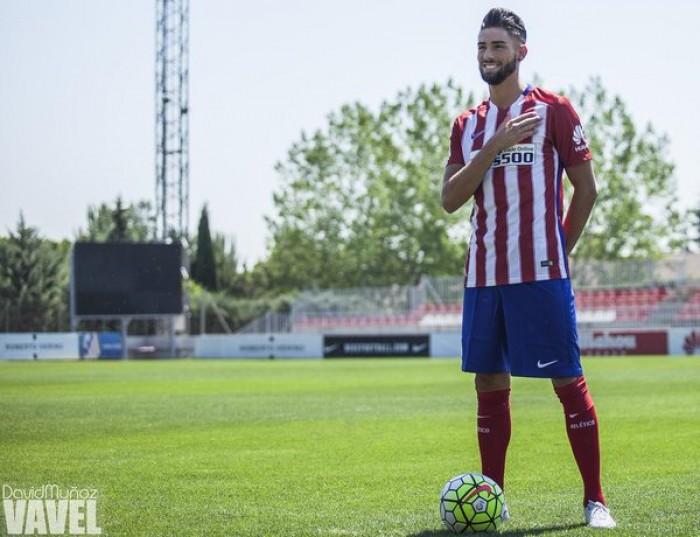 """Carrasco: """"Cuando marco la gente grita mi nombre, ojalá pueda marcar muchos goles más"""""""