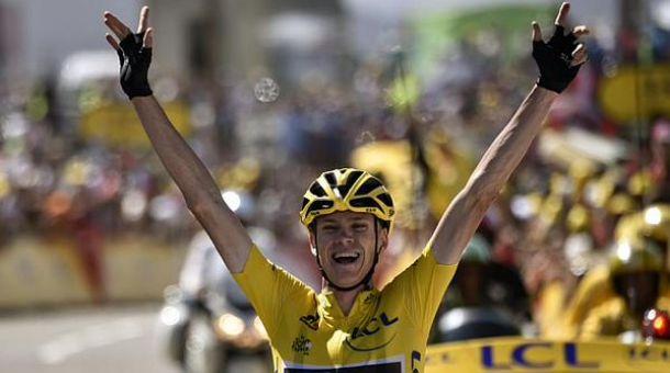 Tour de France 2015, 10^ tappa: Froome domina sui Pirenei. Crollano Nibali e Contador
