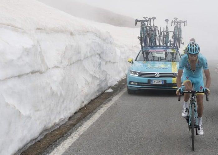 Giro d'Italia 2016, 20° tappa: la resa dei conti a Sant'Anna di Vinadio