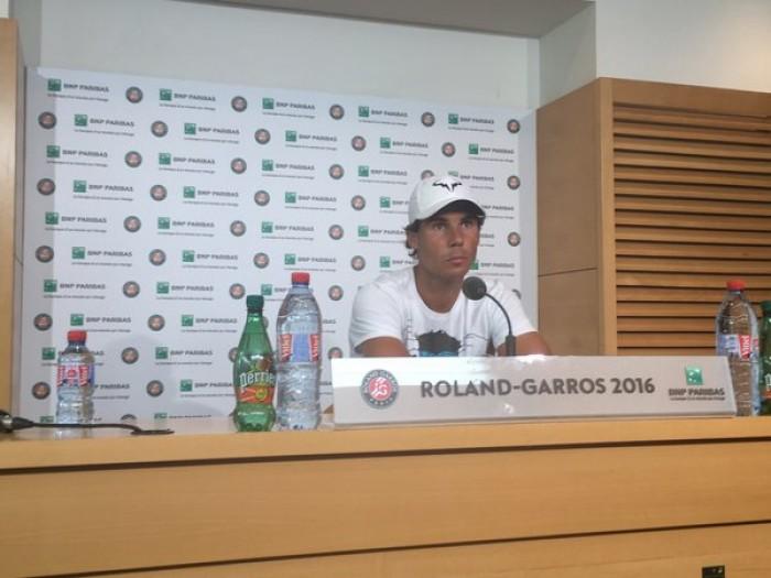 Roland Garros, si ritira Nadal