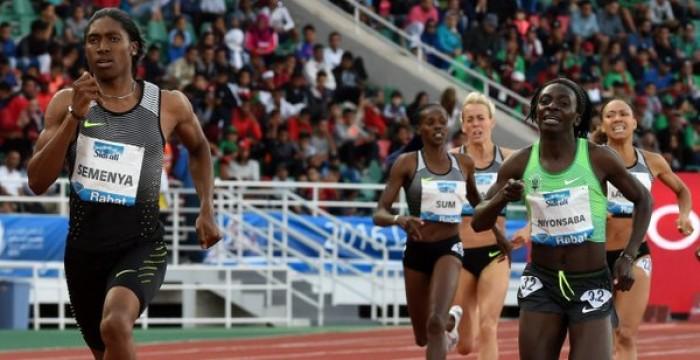 Atletica, Diamond League - Rabat: Semenya show negli 800, strepitosa Ayana sui 5000, a Bondarenko l'Alto