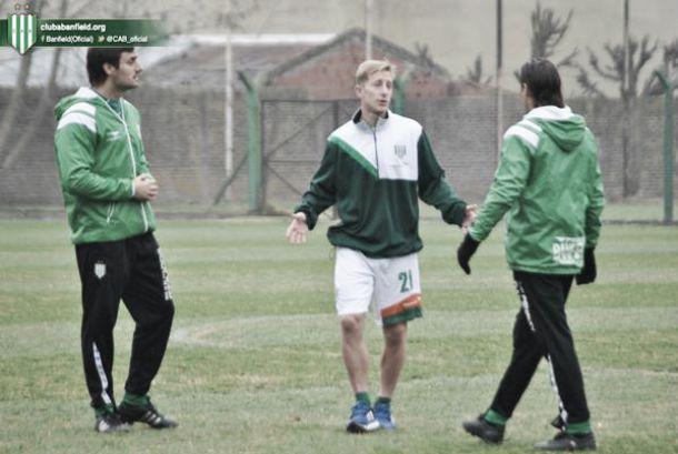 """Castillón: """"Vengo con las mejores expectativas y espero dar lo mejor de mí"""""""
