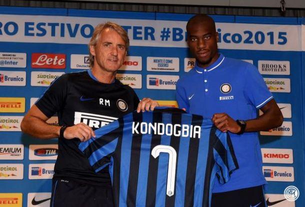 """Inter, Kondogbia: """"Ci sono tutte le carte in regola per vincere"""""""
