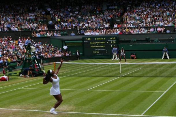 Wimbledon 2015: a Serena il derby delle Williams