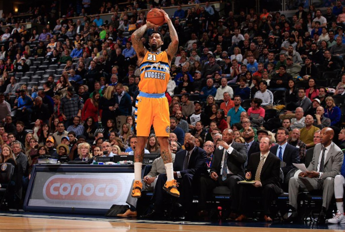 NBA - Denver cede Wilson Chandler e una scelta futura ai 76ers