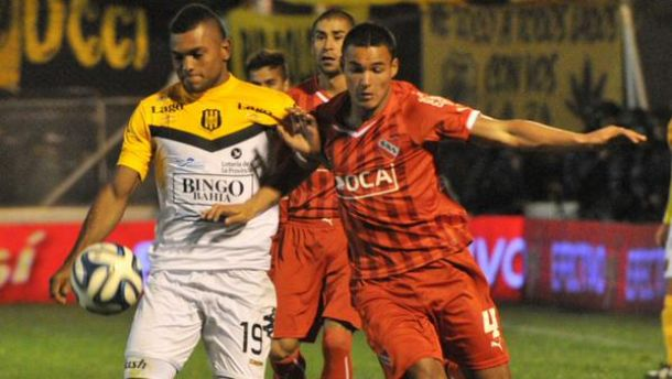 Resultado Independiente - Olimpo 2015 (3-1)