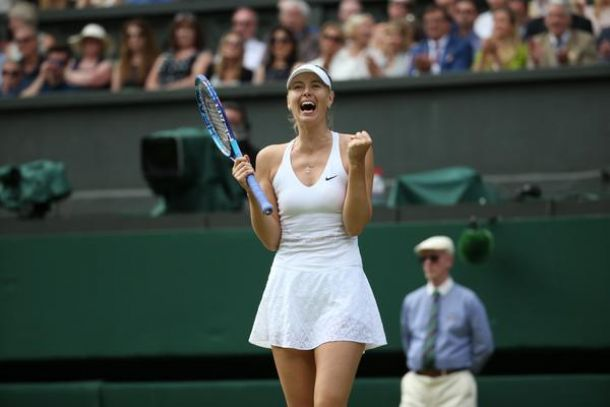 Wimbledon 2015: battaglia sul Centrale, Sharapova centra la semifinale