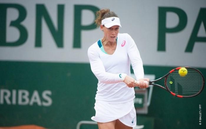La pioggia inceppa Radwanska e Halep, il loro Roland Garros si ferma agli ottavi