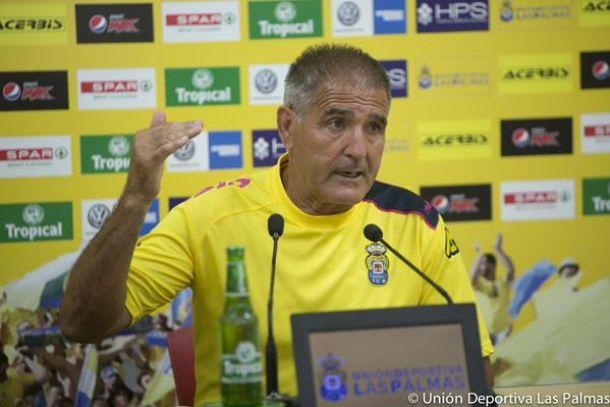 """Paco Herrera: """"Ahora sí que creo que somos un equipo que puede empezar pero que vamos a sufrir más"""""""