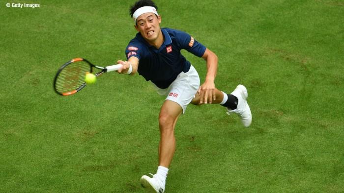 ATP Halle: bene Nishikori e Seppi, oggi tocca a Berdych