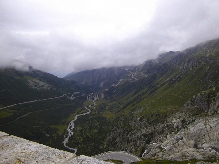 Giro di Svizzera, 5° tappa: primo arrivo in quota