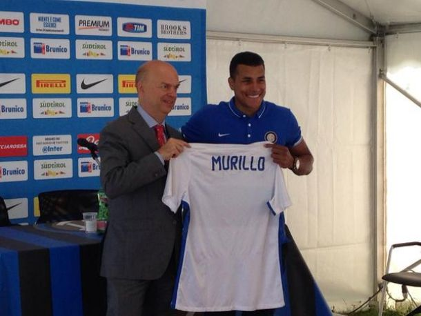 """Inter, Murillo: """"Lotterò per un posto"""""""