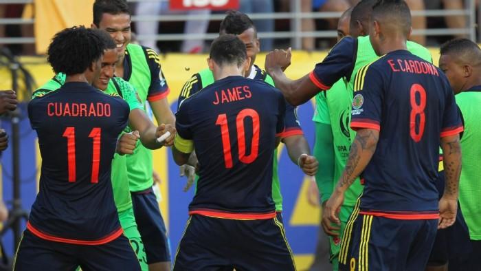 Copa America Centenario, Zapata-James ed è subito Colombia: battuti gli Stati Uniti 2-0