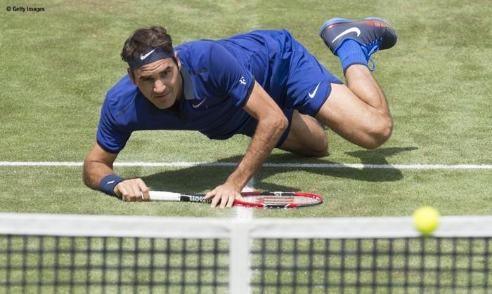 ATP Stoccarda, quarti di finale: Federer - Mayer, Del Potro affronta Simon