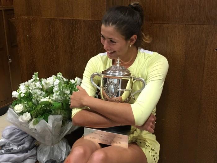 Roland Garros: Muguruza è la nuova regina di Parigi, Serena Williams si arrende in due set