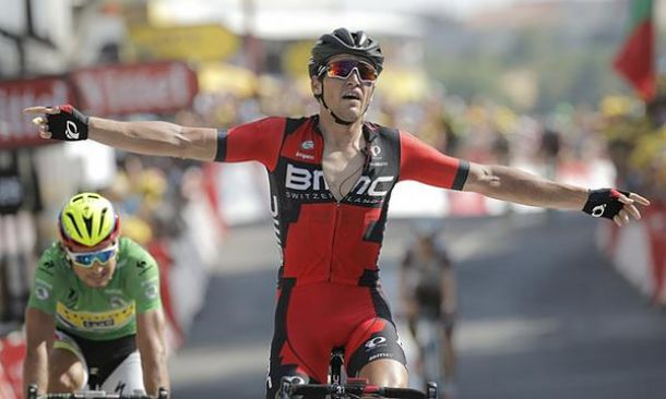 Tour de France 2015, 13^ tappa: Van Avermaet beffa Sagan sul traguardo di Rodez. Froome resta in giallo
