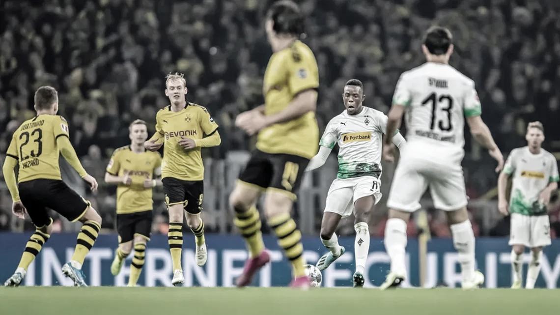 Resumen de Borussia Mönchengladbach vs Borussia Dortmund EN VIVO y en directo online por Bundesliga 2020