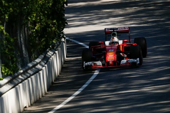 FP3, Vettel davanti a tutti, Verstappen 2°