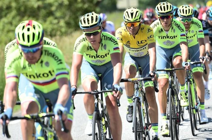 Giro del Delfinato 2016, 2° tappa: arrivo in quota