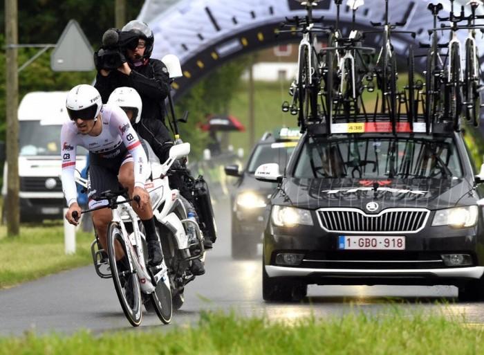 Giro di Svizzera - Dopo il successo di Cancellara a cronometro, prima tappa con esito incerto