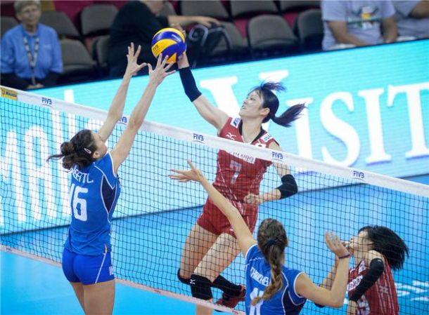 Volley, Gran Prix: cuore Italia, Giappone piegato al quinto