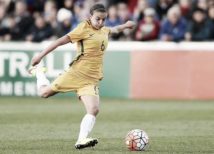 Eskilstuna United sign Chloe Logarzo