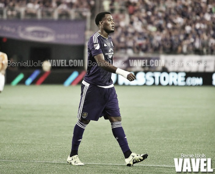 Orlando City SC's Cyle Larin arrested on a DUI charge