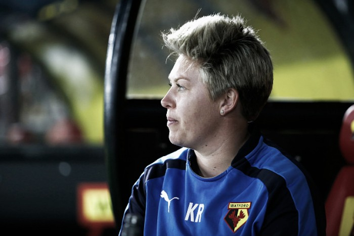 Watford part ways with manager Katie Rowson