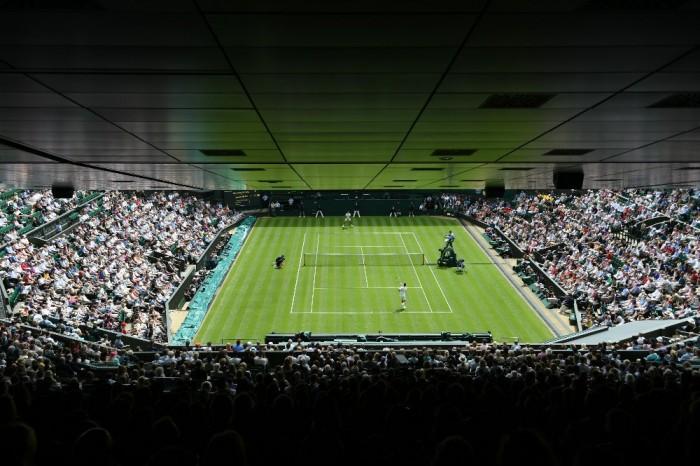 Wimbledon, il programma maschile del martedì: in campo Murray, Wawrinka e Fognini