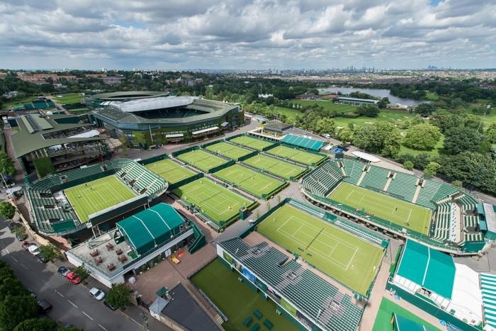 Wimbledon, il programma femminile