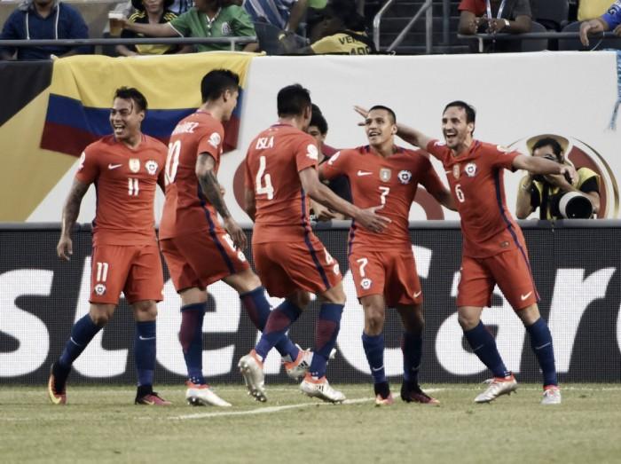 Argentina no pudo, Chile es bicampeón de Copa América