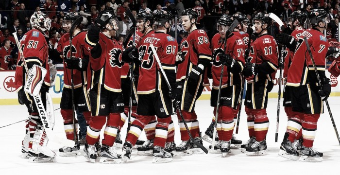 Calgary Flames: Consistency is missing